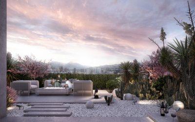 厄瓜多建築團隊odD+奇想之作  在赤道植出「太陽花」生態建築