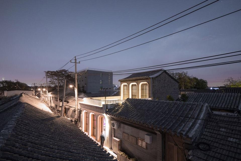 百年老樓成超現實酒吧!北京「四合」以傳統四合院為背景的神秘之地