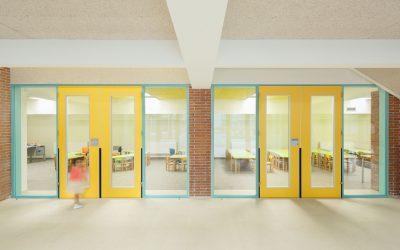 30年老舊幼稚園化身繽紛樂園  用建築設計讓孩子快樂學習