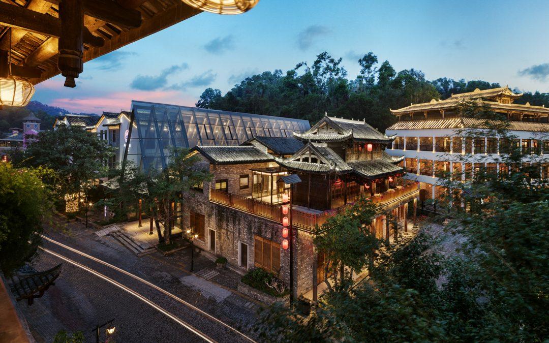 深圳南香樓藝術酒店!「客家文化」結合摩登現代  打造古今融合的建築美學