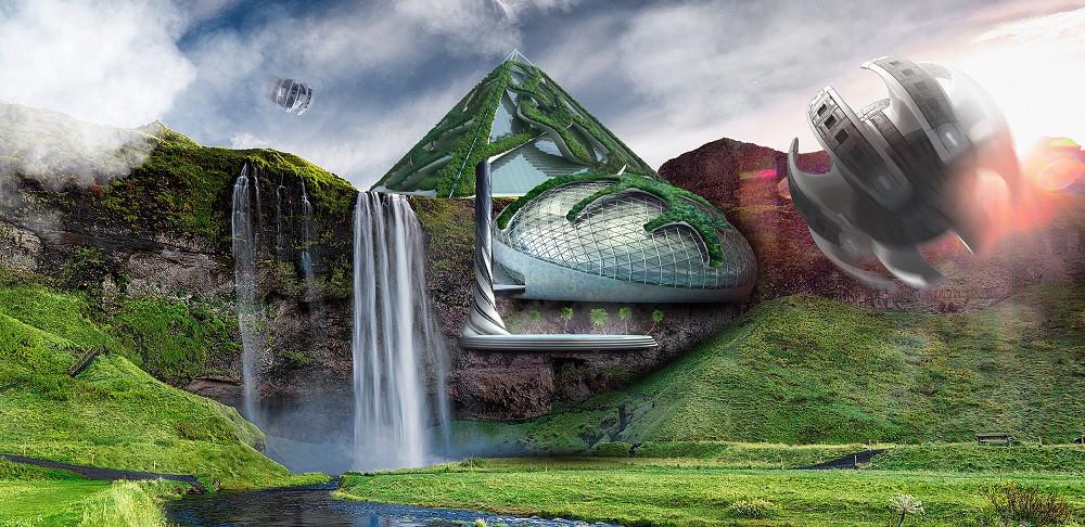 迎向未來世界!2119年的飯店樣貌預測