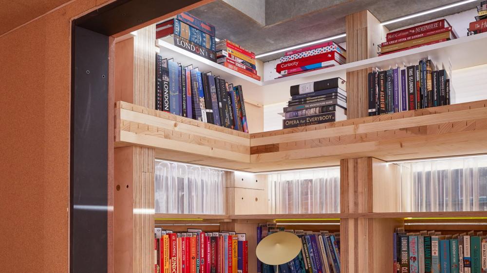 10種專為閱讀設計的住宅空間 一定能在其中找到書房陳設靈感