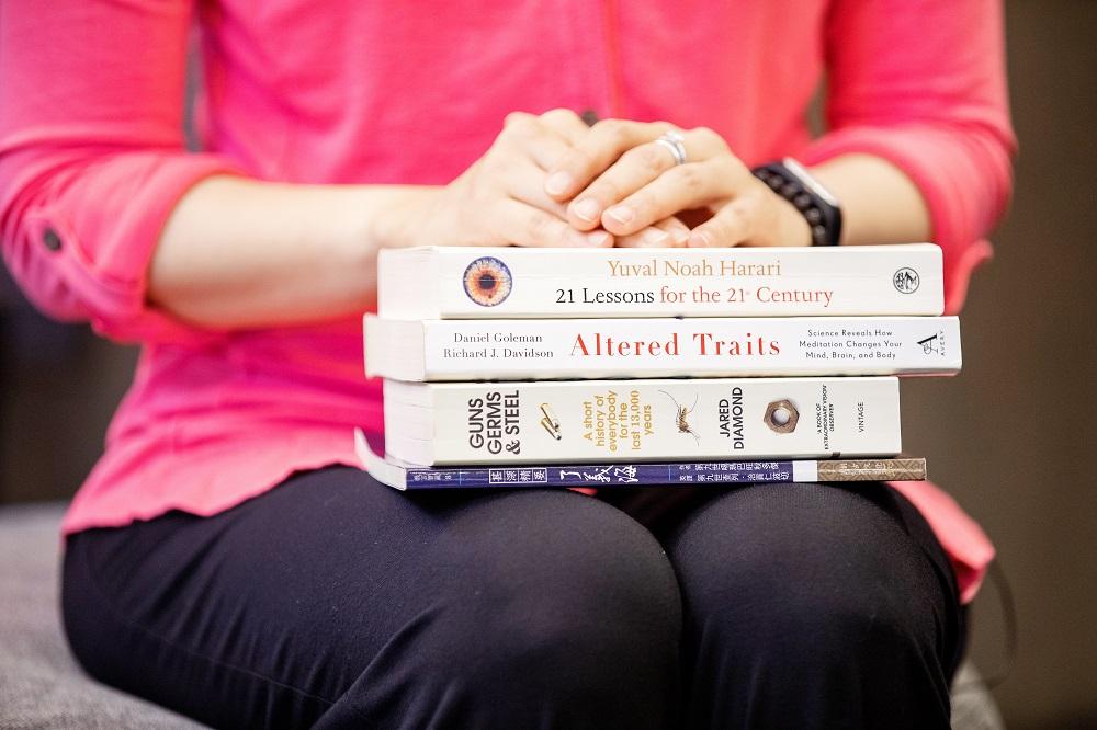用閱讀改寫生命旅程 《名人書房》搶先看:4/12公益特映活動