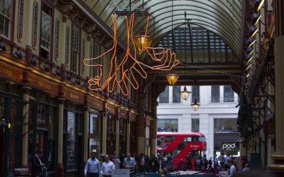 倫敦變身藝術遊樂園 十九件雕塑作品等你來尋~