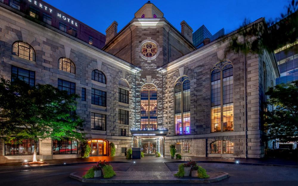 美國監獄化身質感酒店 波士頓知名酒店The Liberty真實上演「酒店風雲」