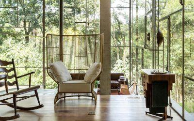 想要邊看書邊觀星  巴西建築團隊Atelier Branco打造雨林中的「閱讀之家」