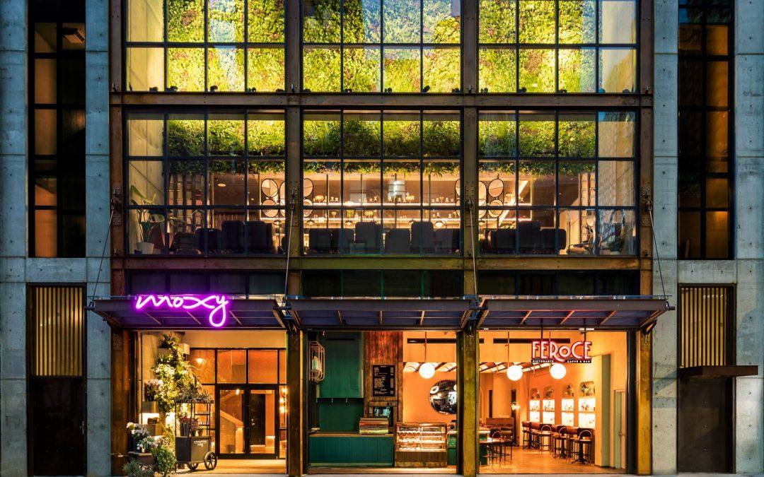 紐約新世代風格旅宿!萬豪酒店、IKEA打造給年輕世代的Moxy NYC Chelsea