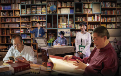讀好書、走書房,《名人書房》用閱讀與世界搭起一座橋樑