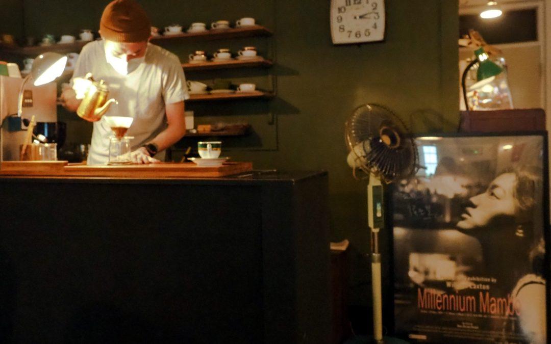 【遊台灣】轉角遇見咖啡館,走訪文青信義區