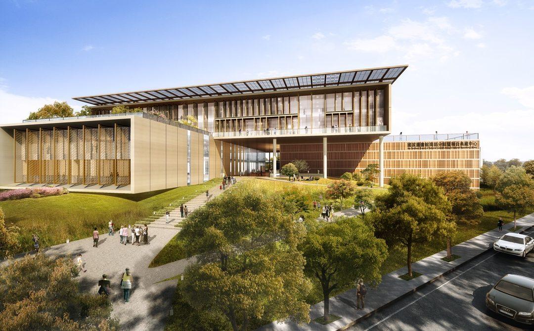 【特色圖書館】國圖南館,將成台灣首座循環圖書館