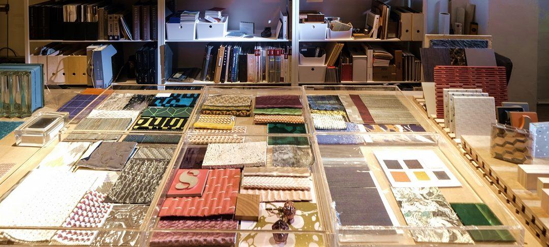 【特色圖書館】Picamat Lab室內材料圖書館,發現設計靈感新綠洲