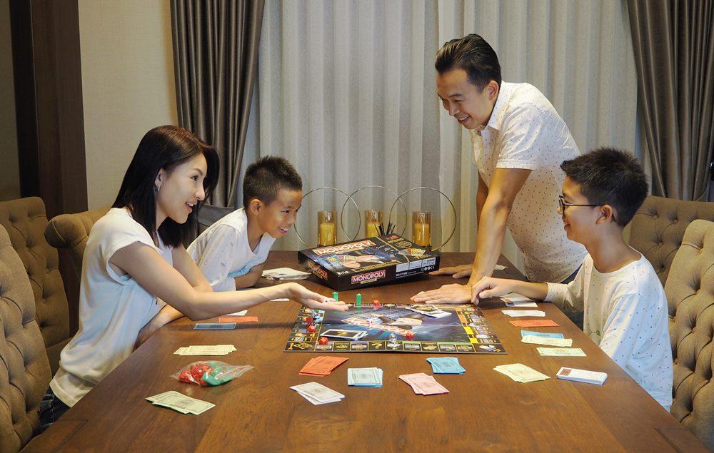 【趣生活】闔家同樂,桌遊世界