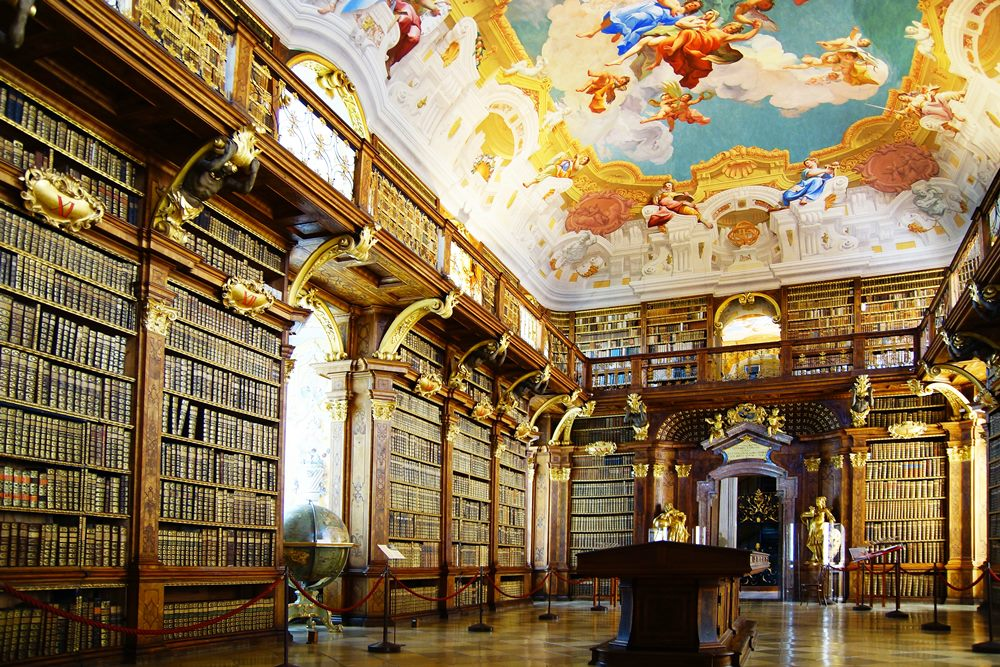 【愛閱讀】世界絕美圖書館,你想去哪一間?