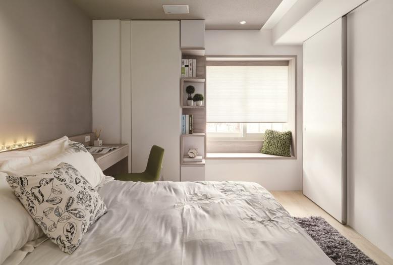 【學設計】打造好睡樂齡臥室的4個大哉問