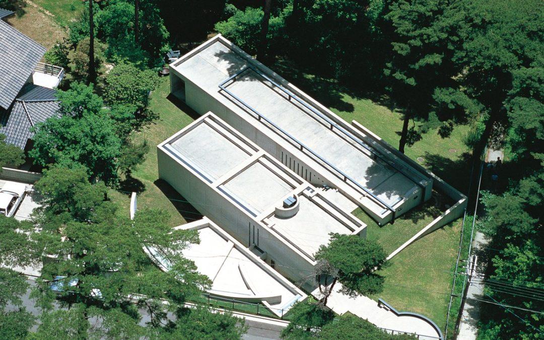 【學建築】清水混凝土詩人,閱讀安藤忠雄建築的自然符碼