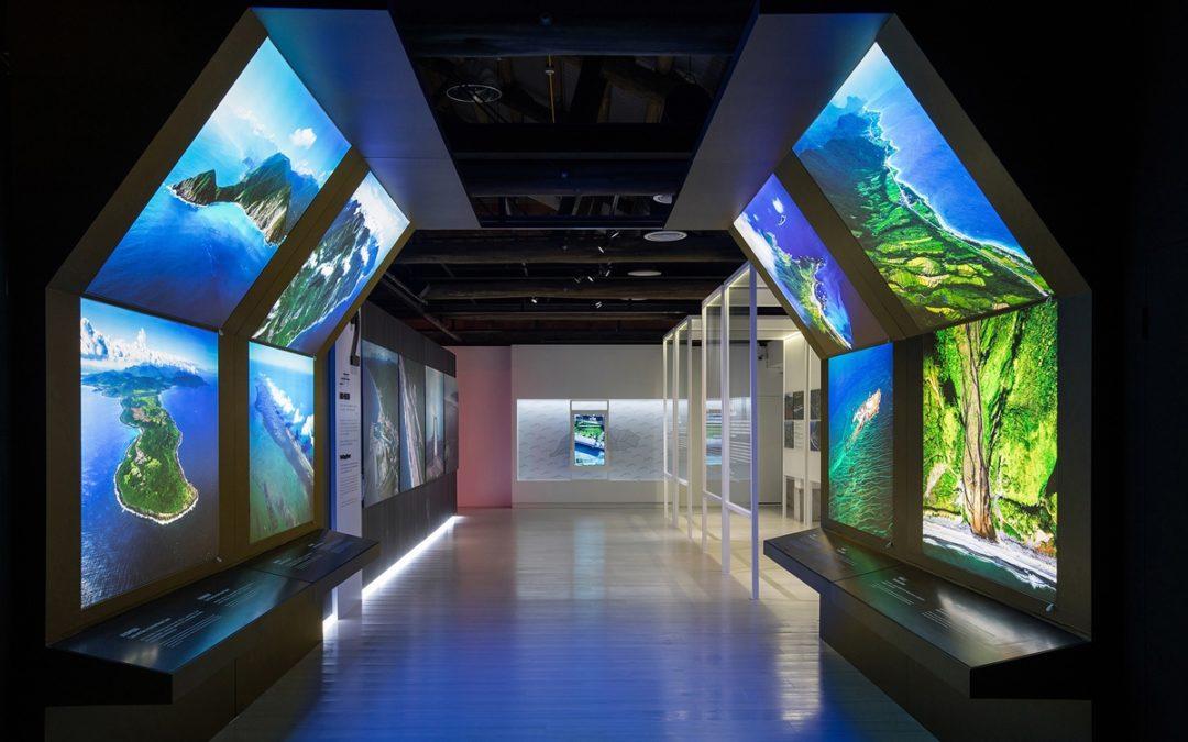 【看展覽】逐岸特展:從齊柏林視角看見海岸台灣