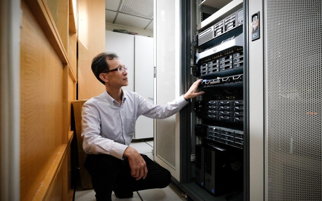 專訪冠德企業集團資訊處協理林文彥:享受過程,不管成功或受挫