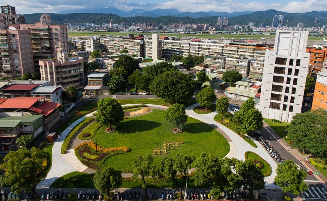 KINDOM 363在城市造綠地,從綠地再生美好生活