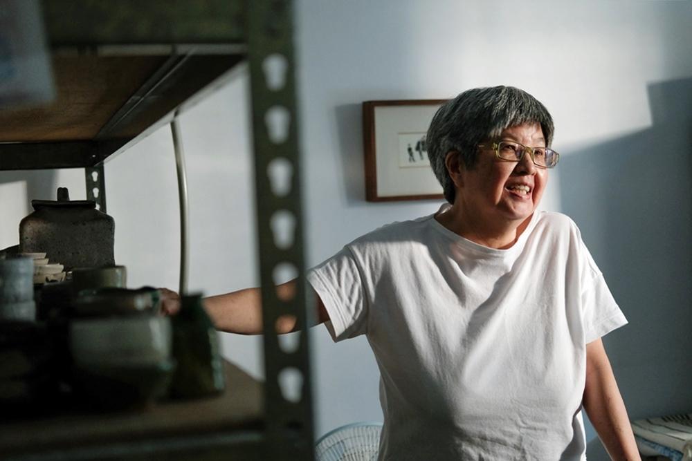 【看人物】王美雲:製陶也像人生,永遠是一場探險