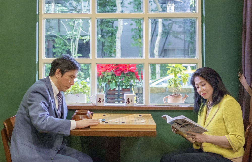 【名人書房】王銘琬、劉黎兒:享受閱讀的邂逅與挑戰