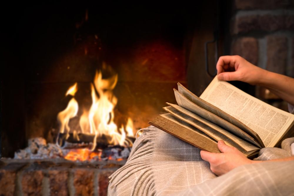 【學設計】屋內的暖陽:壁爐