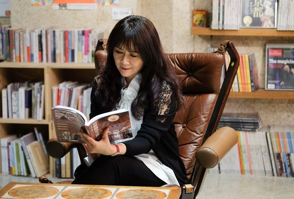 【看人物】梁旅珠:我如果不是在旅行,就正在計畫旅行