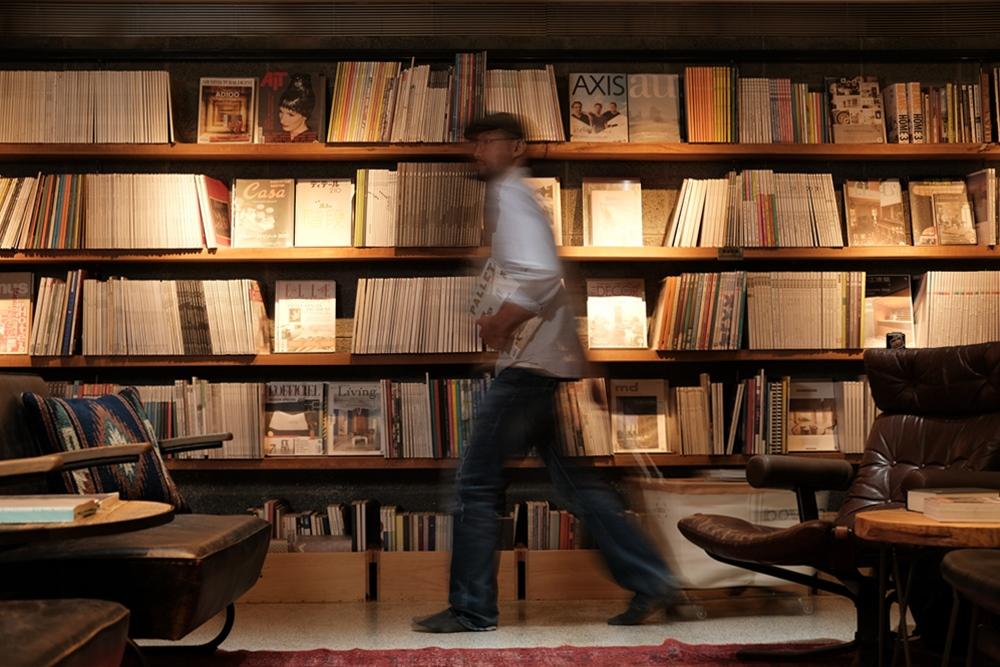 【愛閱讀】Boven雜誌圖書館,奔向國際的閱讀基地