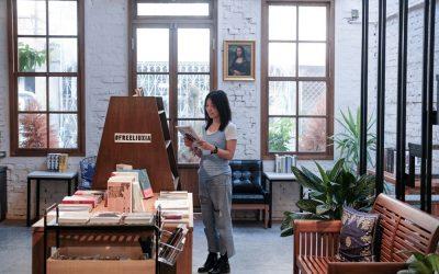 【愛閱讀】浮光書店 閱讀老建築新靈魂