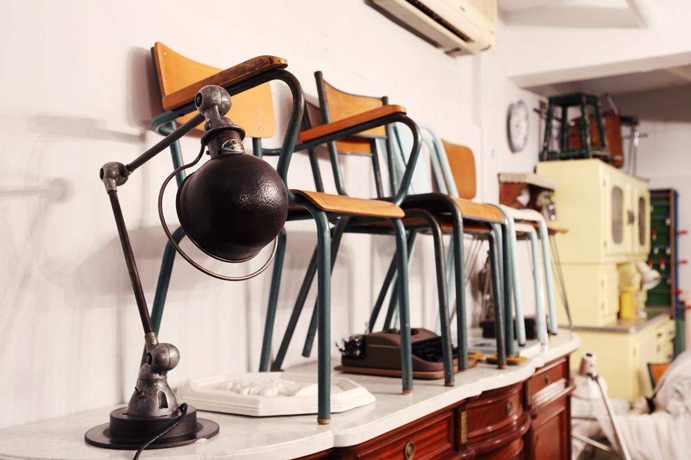 【好設計】新不如舊  老家具再生