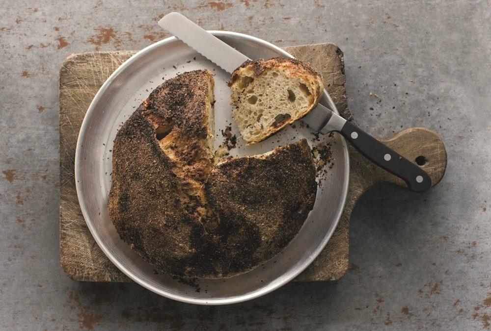 【做料理】免揉麵包  時間醞釀的美味