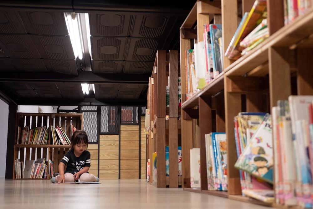 【愛閱讀】江子翠圖書館 翻轉閱讀的姿態
