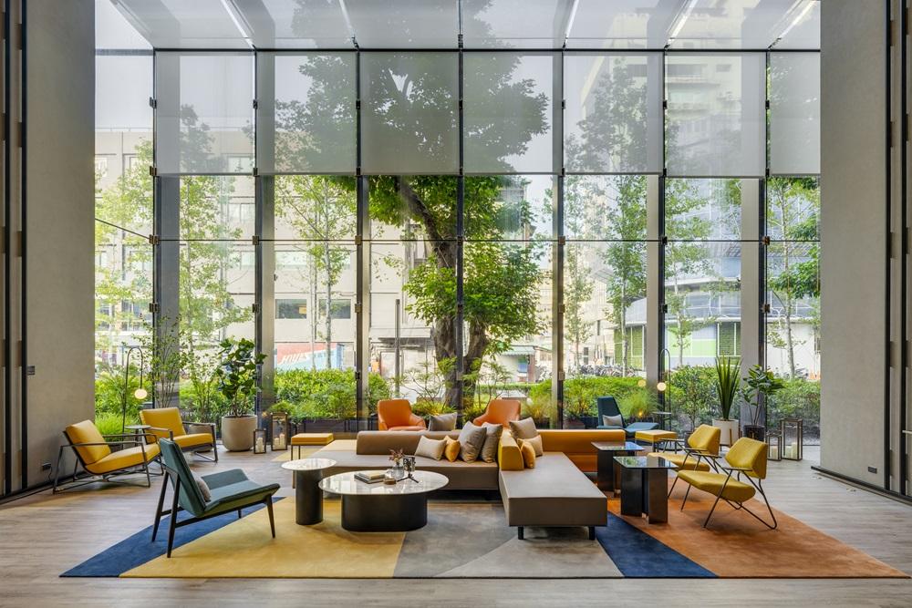 【綠旅宿】台北時代寓所 放映綠旅行的幸福尺度