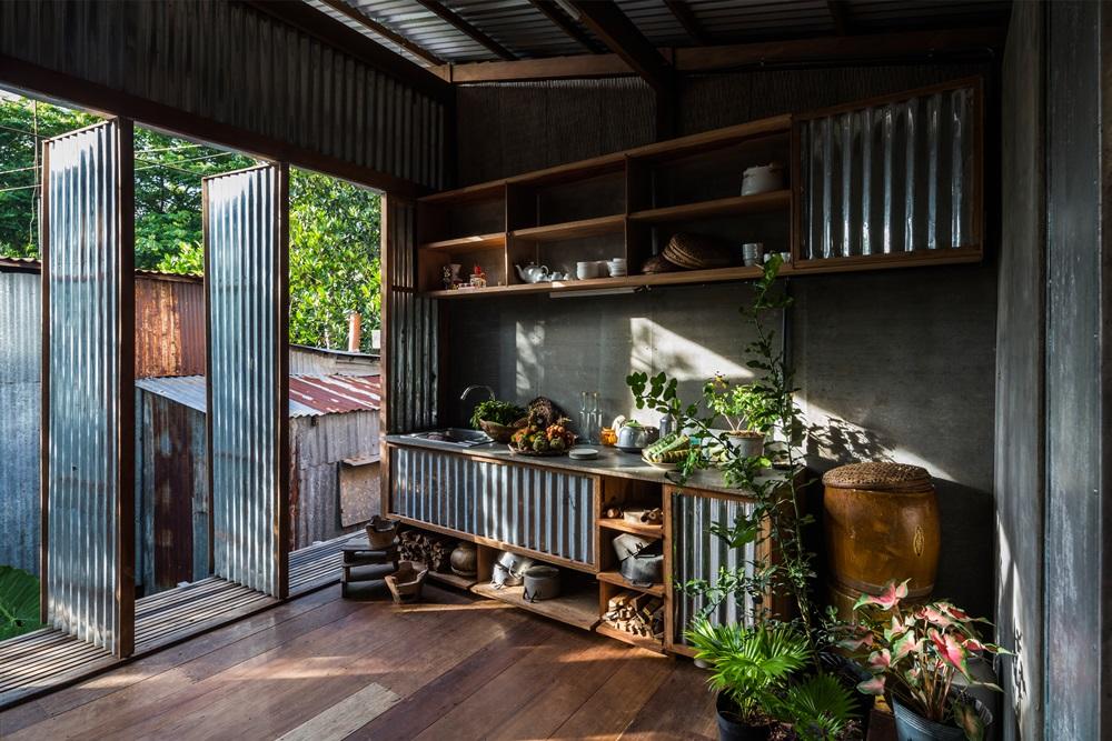 【學建築】從傳統汲取靈感 鐵皮宅轉生沁涼屋