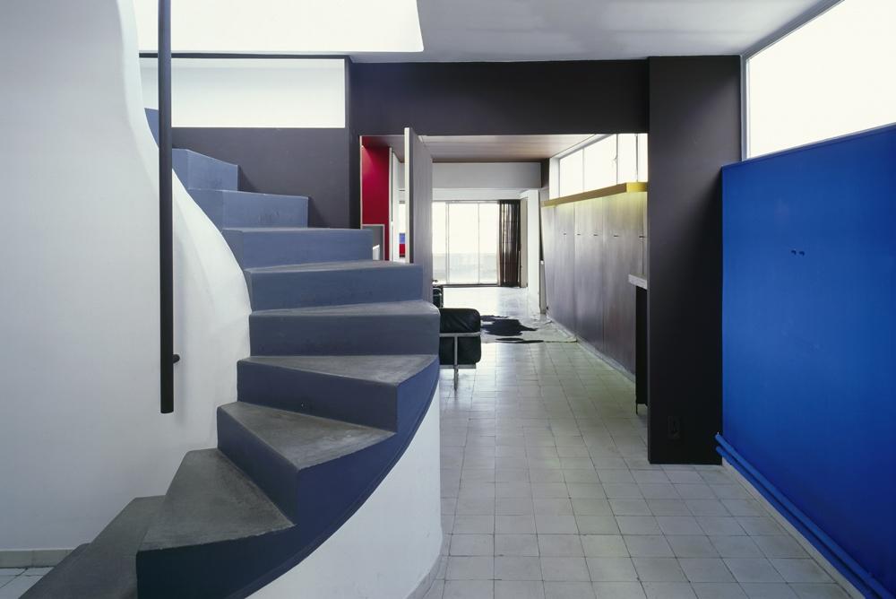 【學建築】走進柯比意的家 直擊當代居家原點