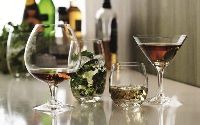 【趣生活】玻璃杯 餐桌上的春光