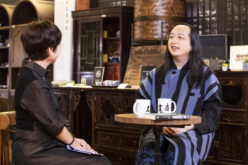 【名人書房】唐鳳:閱讀是透過文字,進入一個新的時空