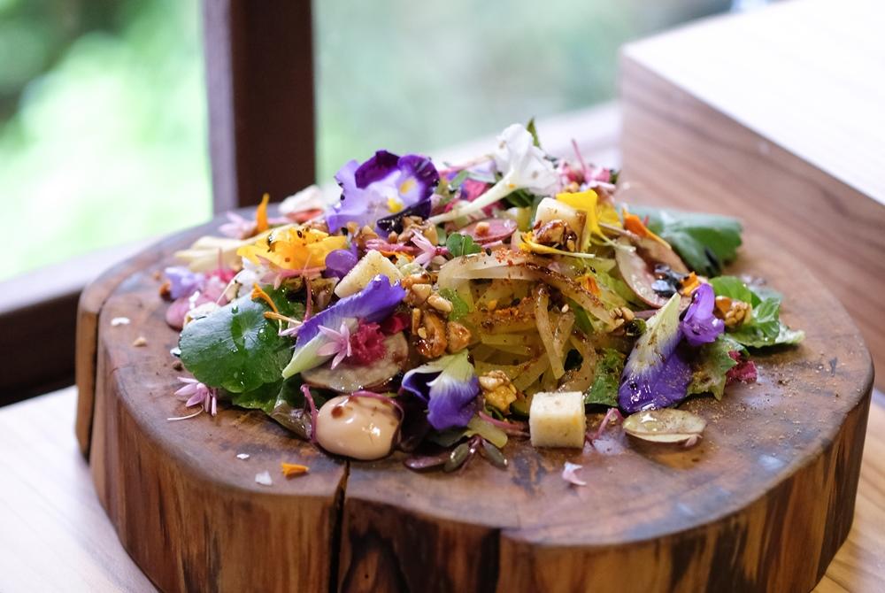 【永續餐廳】半農半廚潮流  自家作物上桌