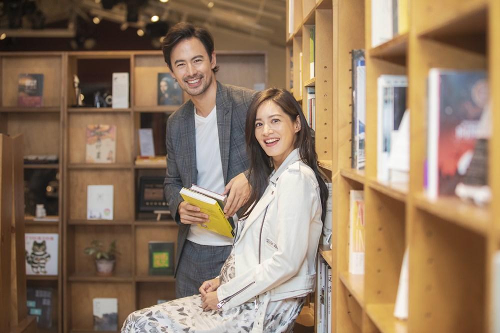 【名人書房】Janet謝怡芬、George吳宇衛:一本書,改變兩個人的生命旅程
