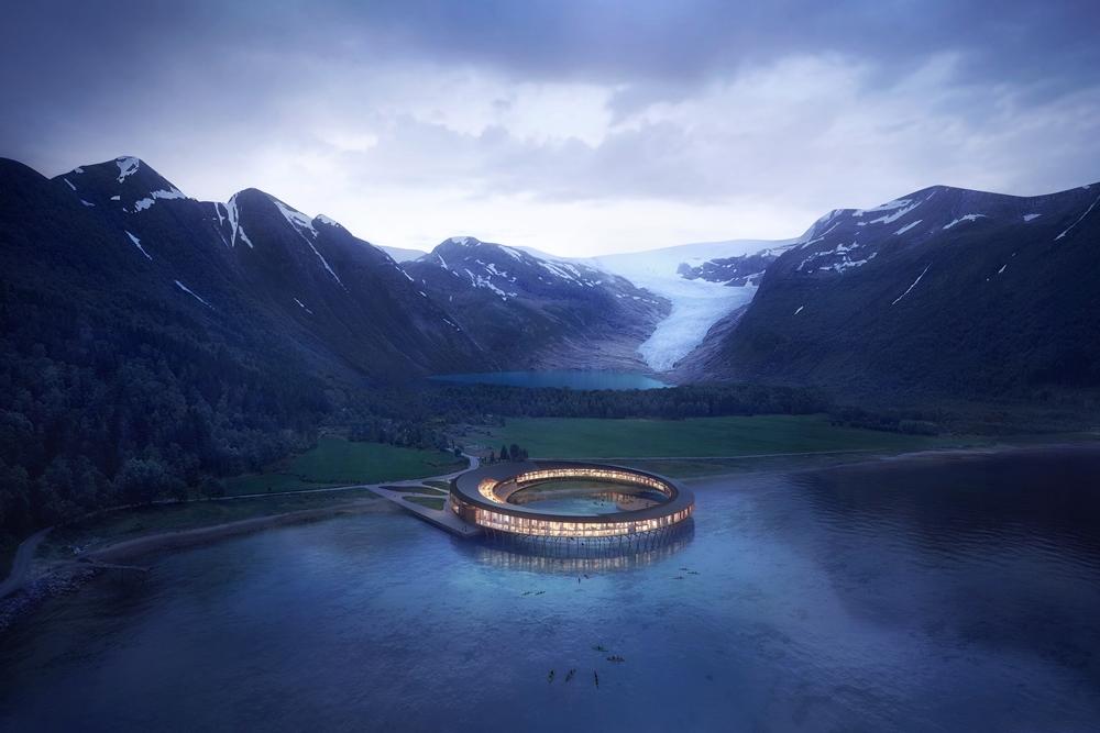 【綠旅宿】挪威最美極圈旅館 自發電綠建築
