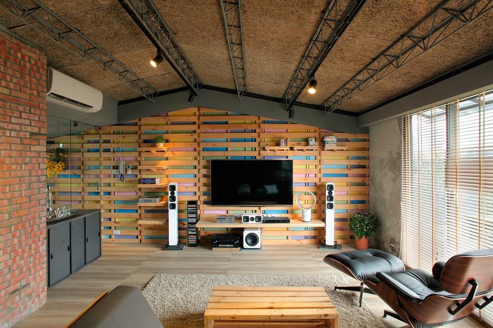 【居風格】大人氣!木棧板的時髦改造