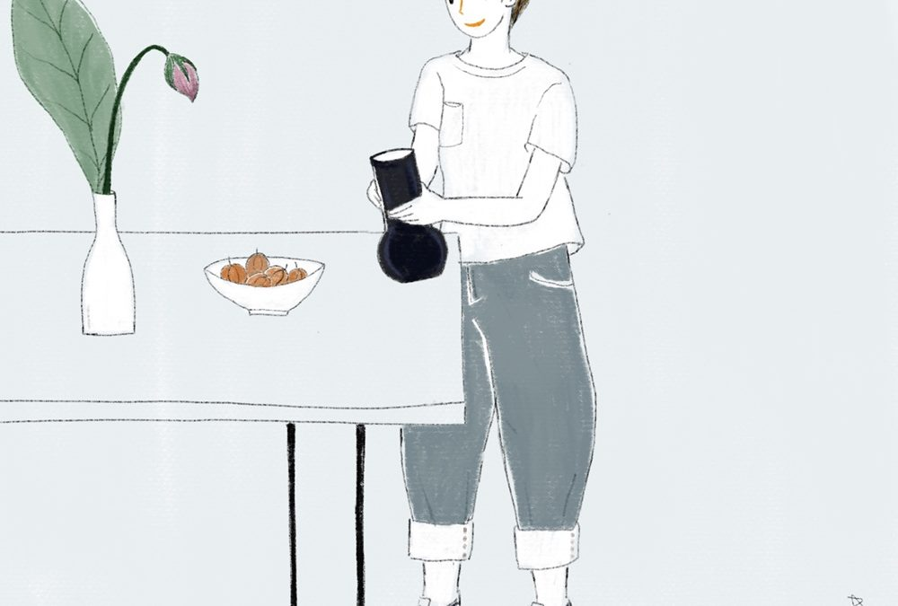 【看人物】米力:宅趣味!雜貨小日子
